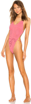 Seafolly Daydreamer Wrap Maillot One Piece