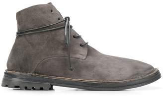 Marsèll flat lace-up boots