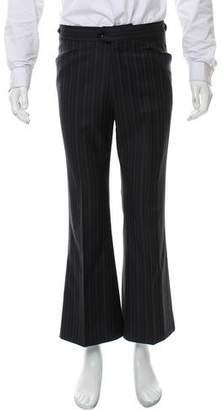 Gucci Striped Dress Pants