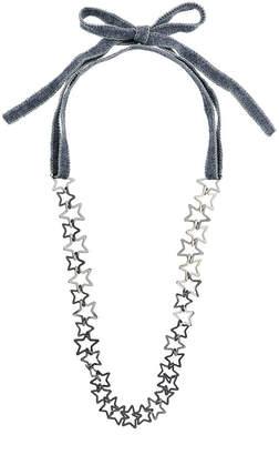 Lorena Antoniazzi star chain necklace