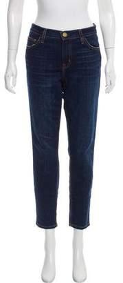 Current/Elliott Stiletto Mid-Rise Jeans