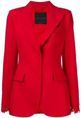 Ermanno Scervino classic fitted blazer