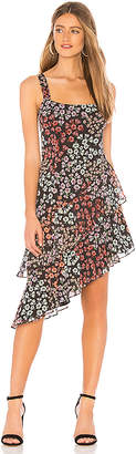 Lovers + Friends Chiara Midi Dress