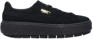 Puma Select Rugged Suede Platform Sneakers