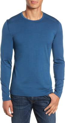 Icebreaker Oasis Long Sleeve Merino Wool Base Layer T-Shirt