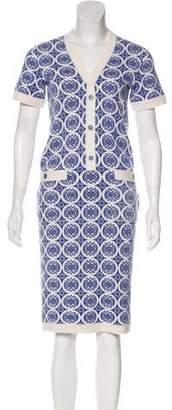 Chanel 2016 Paris-Seoul Cashmere Knit Dress w/ Tags