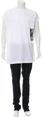Damir Doma Oversize Graphic Patch T-Shirt w/ Tags