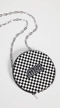 McQ Alexander McQueen Circle Pouch Bag