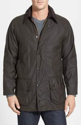 Barbour 'Classic Beaufort' Relaxed Fit Waxed Cotton Jacket
