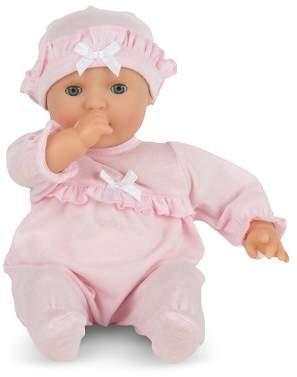 Melissa & Doug Mine to Love Jenna Baby Doll, Food & Bottle Bundle - Ages 0+