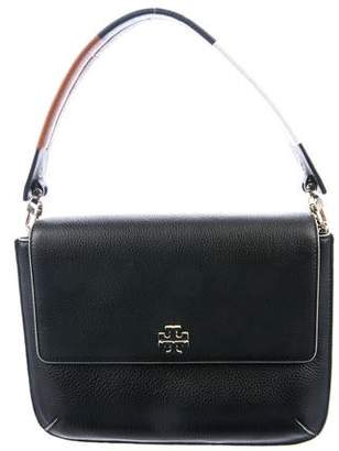 Tory Burch Grained Leather Satchel