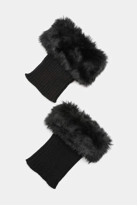 Ardene Faux Fur Boot Toppers