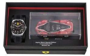 Ferrari Aspire Stainless Steel Watch Gift Set