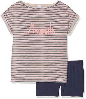 Skiny Girl's Cosy Night Sleep Kurz Pyjama Sets