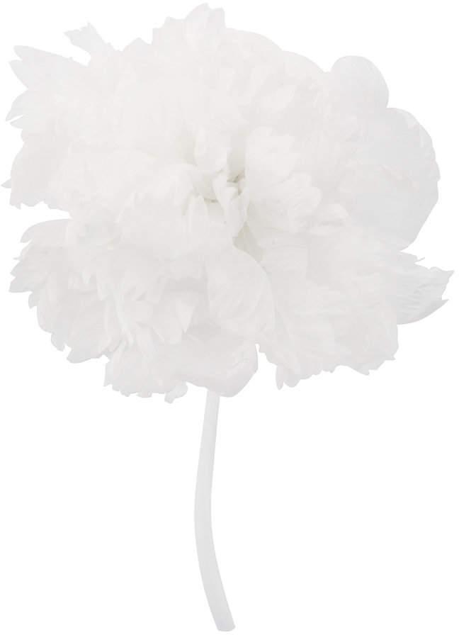 carnation brooch