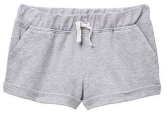 Splendid French Terry Cuffed Shorts (Little Girls)