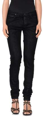 Rick Owens Denim trousers
