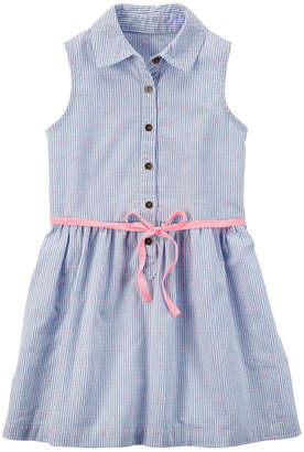 Carter's Printed Spring Dresses - Toddler Girls 2T-5T