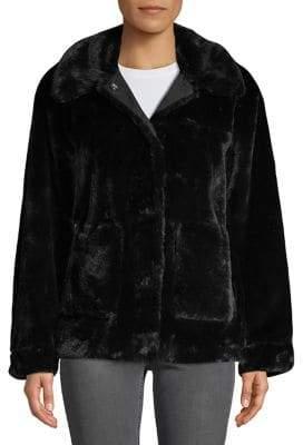 Trina Turk Faux Fur Coat
