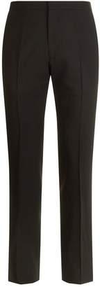 Emporio Armani Satin Stripe Tuxedo Trousers
