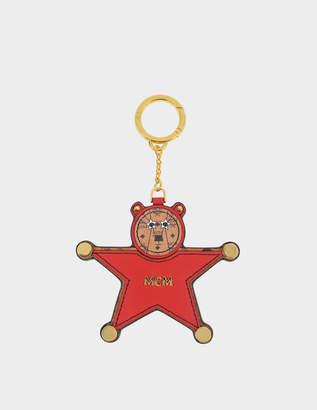 MCM Star Bear Charm