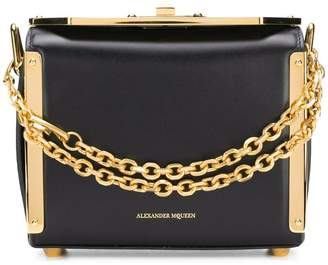 Alexander McQueen mini square crossbody bg