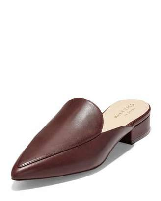Cole Haan Piper Pointed Slide Mules