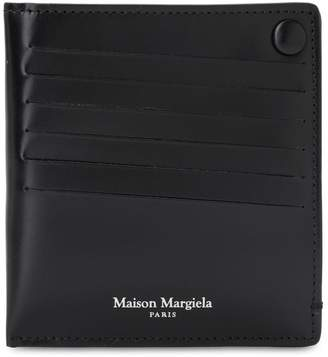 Maison Margiela (メゾン マルジェラ) - MAISON MARGIELA レザー カードウォレット