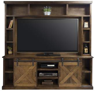 """Loon Peak Pullman Entertainment Center for TVs up to 65"""""""