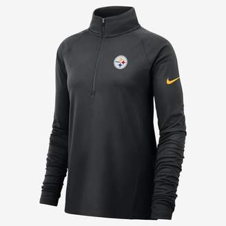 Nike Dri-FIT (NFL Steelers) Women's Long-Sleeve Top