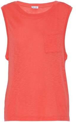 Splendid Slub Cotton And Modal-Blend Jersey Top