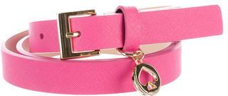 Kate SpadeKate Spade New York Saffiano Leather Belt
