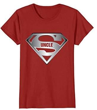 Super Uncle Shirt SuperHero Uncle T-Shirt