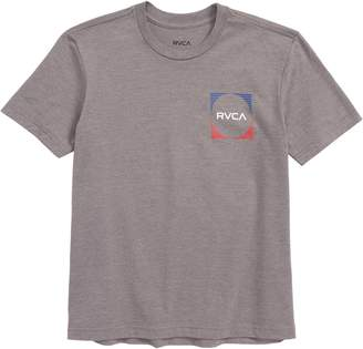 RVCA Motorstripe Graphic T-Shirt