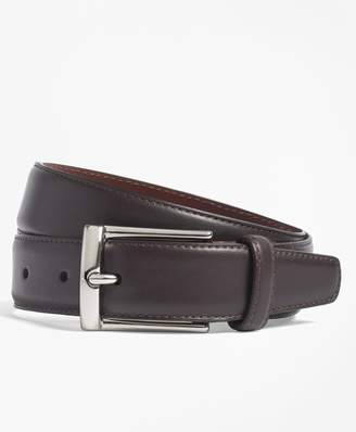 Brooks Brothers Calfskin Dress Belt
