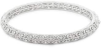 Adriana Orsini Women's Crystal Lace Bangle Bracelet