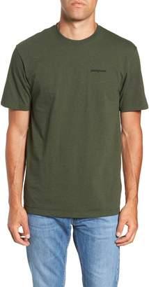 Patagonia Fitz Roy Trout Crewneck T-Shirt
