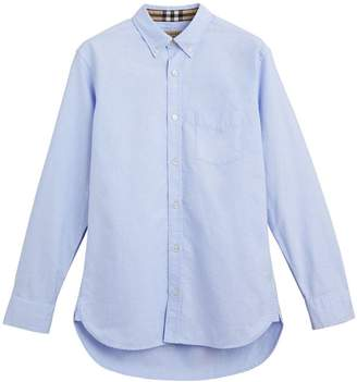 Burberry longsleeved shirt