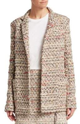 ADAM by Adam Lippes Cotton Tweed Jacket