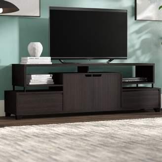 """Brayden Studio Pellerin Contemporary TV Stand for TVs up to 70"""" Brayden Studio"""
