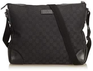 f5746f1c6759 at Orchard Mile · Gucci Vintage Guccissima Canvas Crossbody Bag