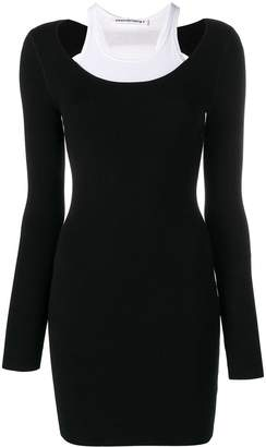 Alexander Wang body-con short dress