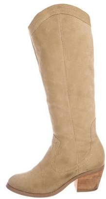 Seychelles Suede Knee-High Boots