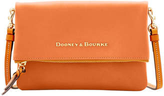 Dooney & Bourke City Foldover Zip Crossbody