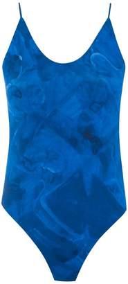Tufi Duek printed bodysuit