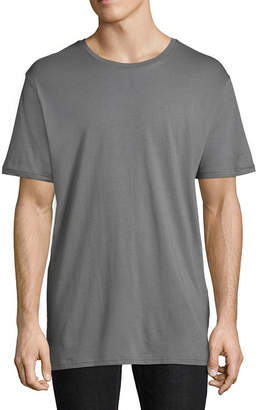 Arizona Short Sleeve Side Zip T-Shirt