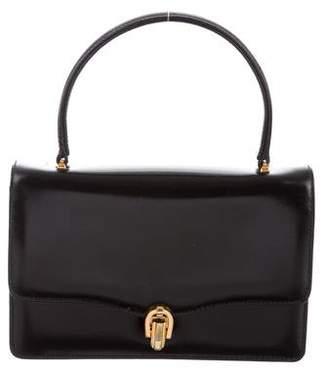 Gucci Vintage Kelly Top Handle Bag