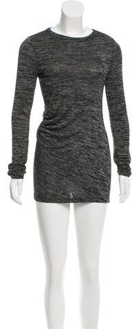 Alexander Wang T by Alexander Wang Asymmetrical Knit Top