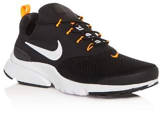 Nike Men's Presto Fly Lace Up Sneakers