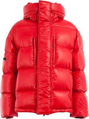 Juun.J hood padded jacket